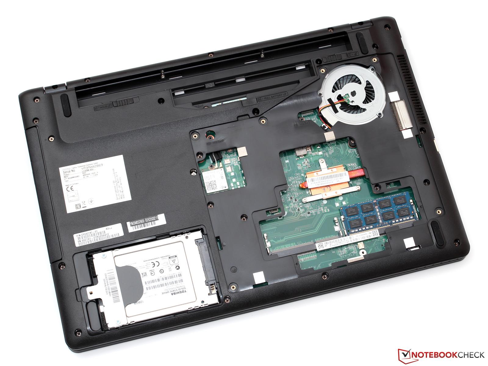 4GB RAM MEMORY FOR FUJITSU LIFEBOOK A555 A55G