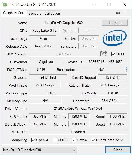gigabyte aero 15  7700hq  gtx 1060  fhd  laptop review