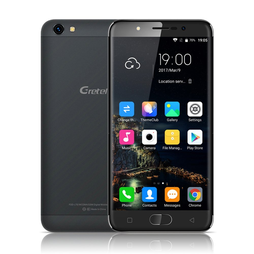 Gretel A9 Smartphone Review