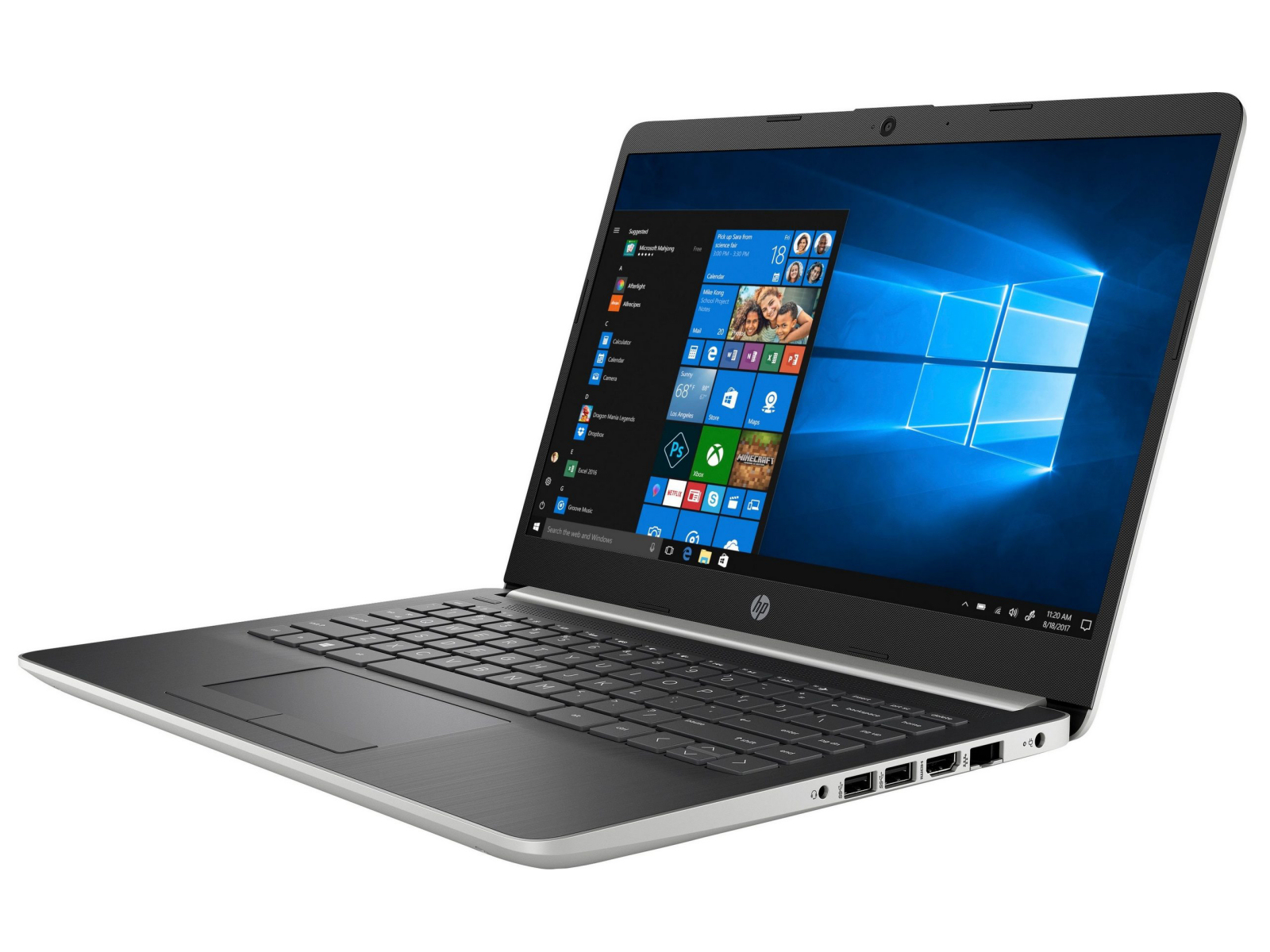 Review of the HP 14: Ryzen 7 3700U-based Laptop with an