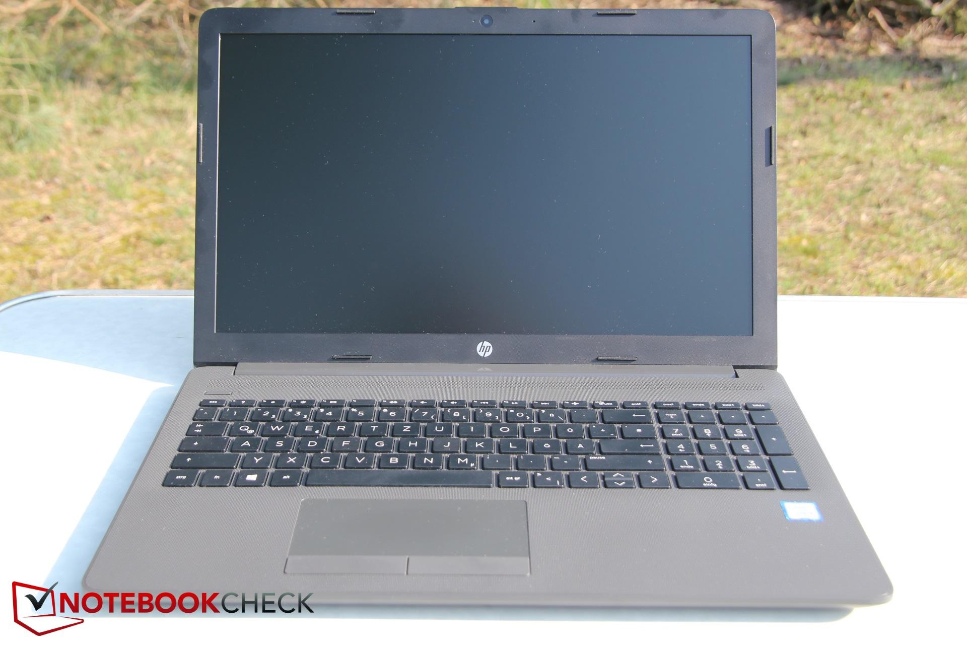 HP 250 G7 (Core i5-8265U, 8 GB RAM, FHD, 512 GB SSD) Laptop Review