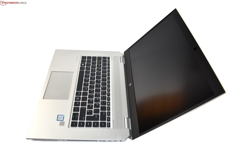HP EliteBook 1050 G1 (i7-8750H, 4K, GTX 1050 Max-Q) Laptop Review