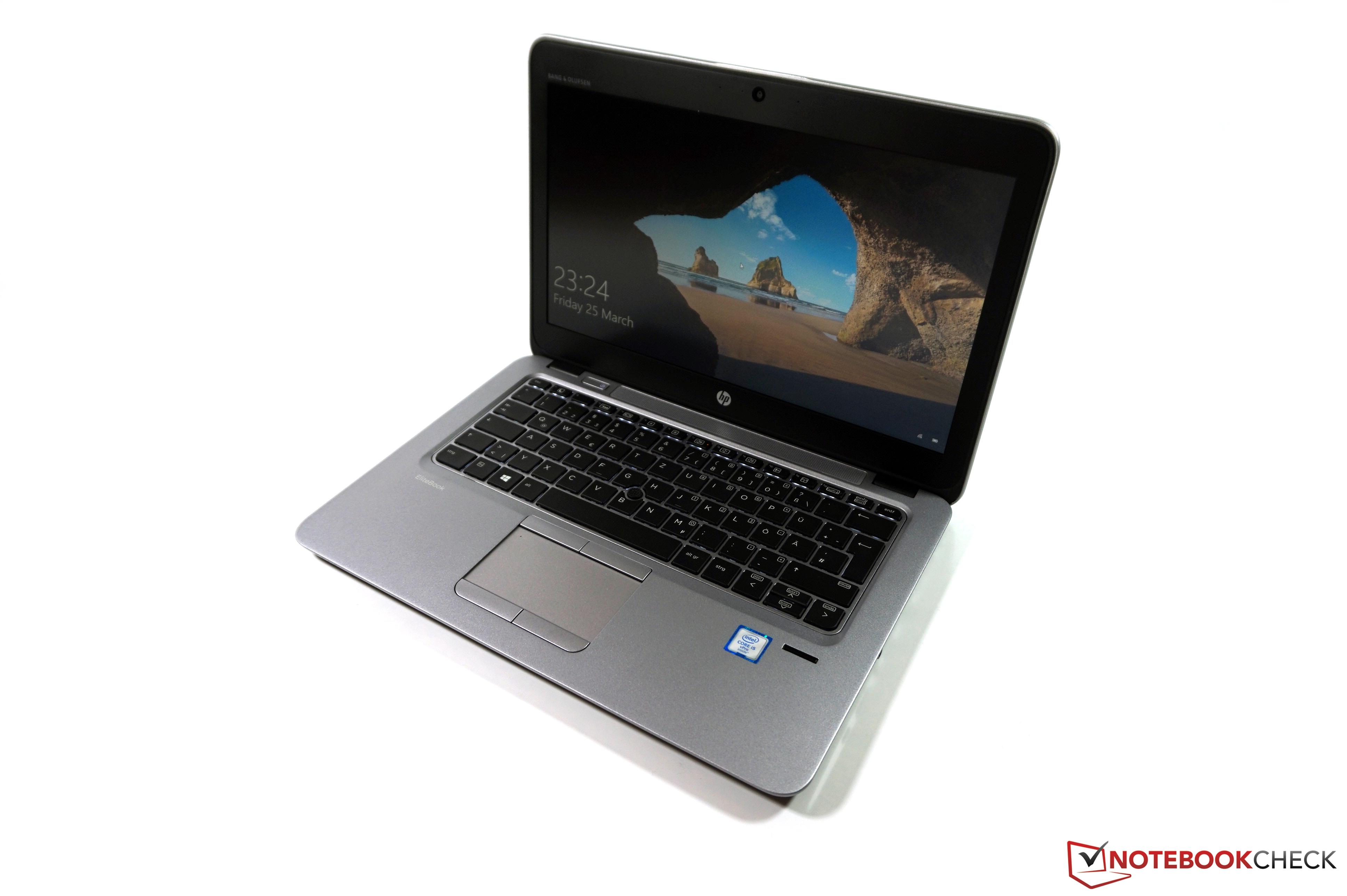 HP EliteBook 820 G3 Subnotebook Review - NotebookCheck net