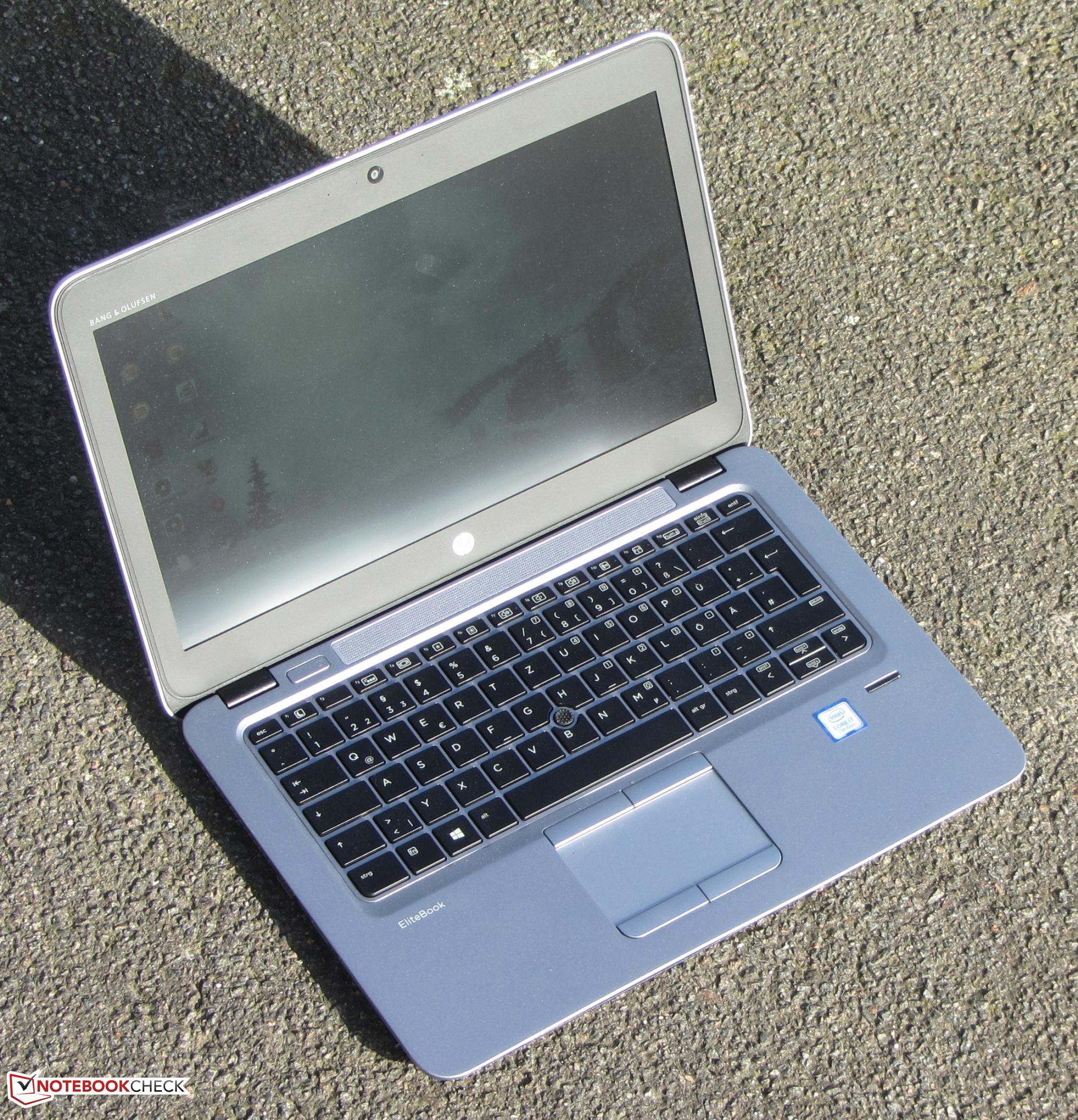 Hp Elitebook 820 G4 7500u Full Hd Notebook Review