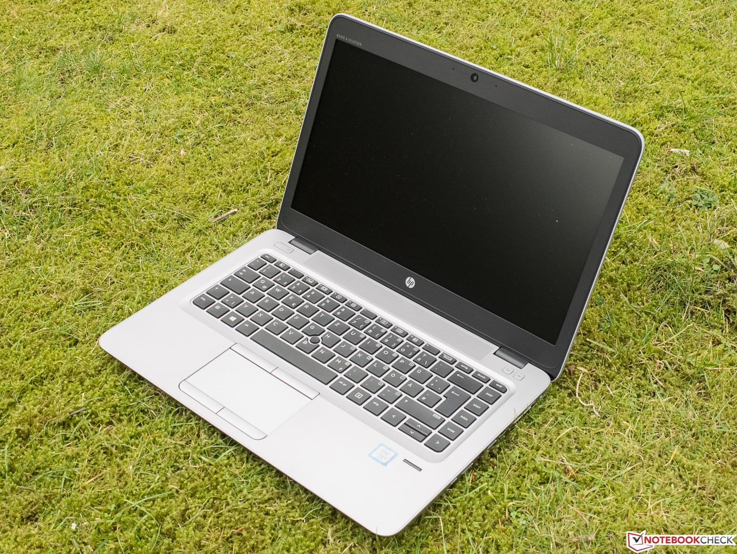 HP EliteBook 840 G3 Notebook Review - NotebookCheck net Reviews