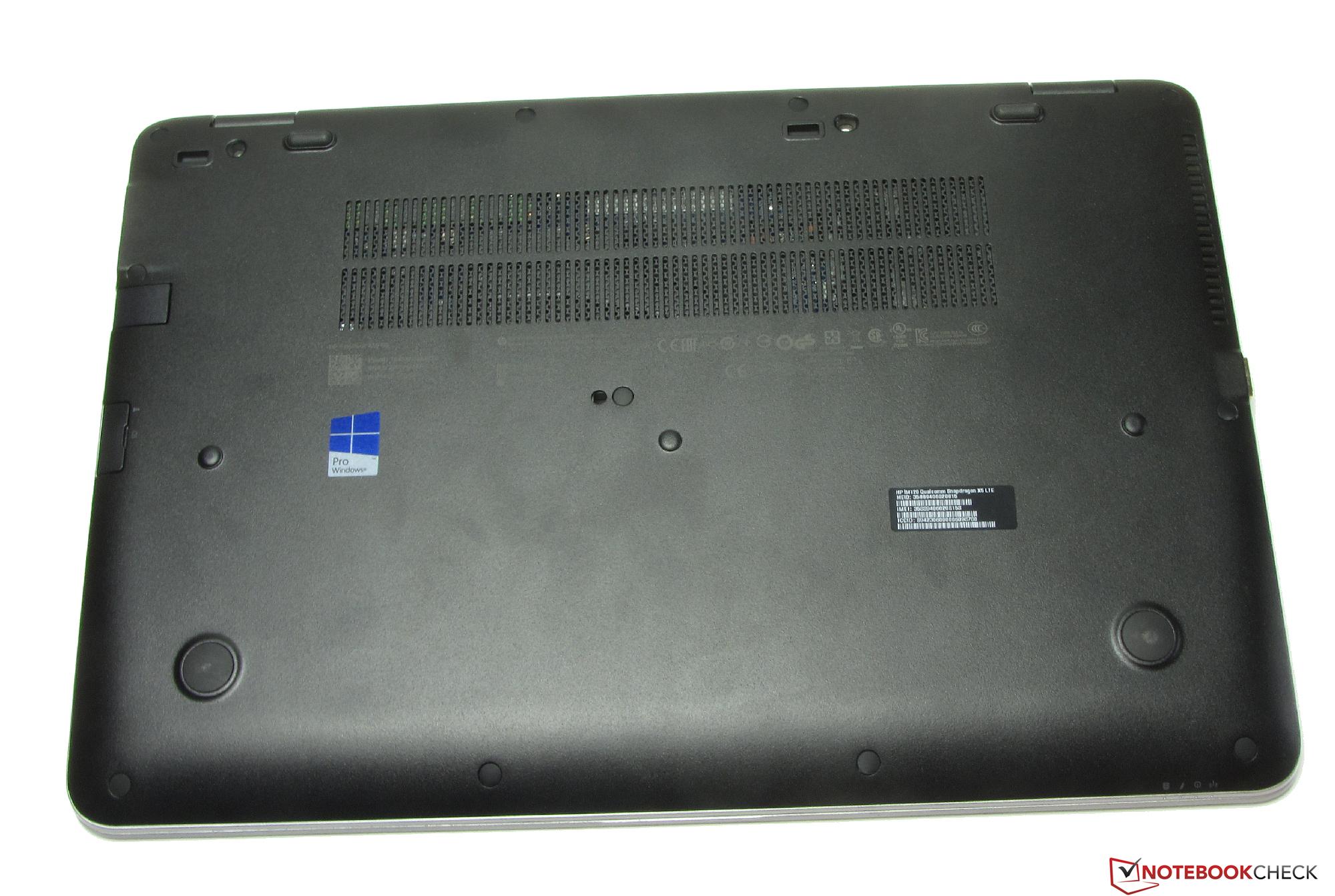 HP EliteBook 850 G3 Notebook Review - NotebookCheck net Reviews