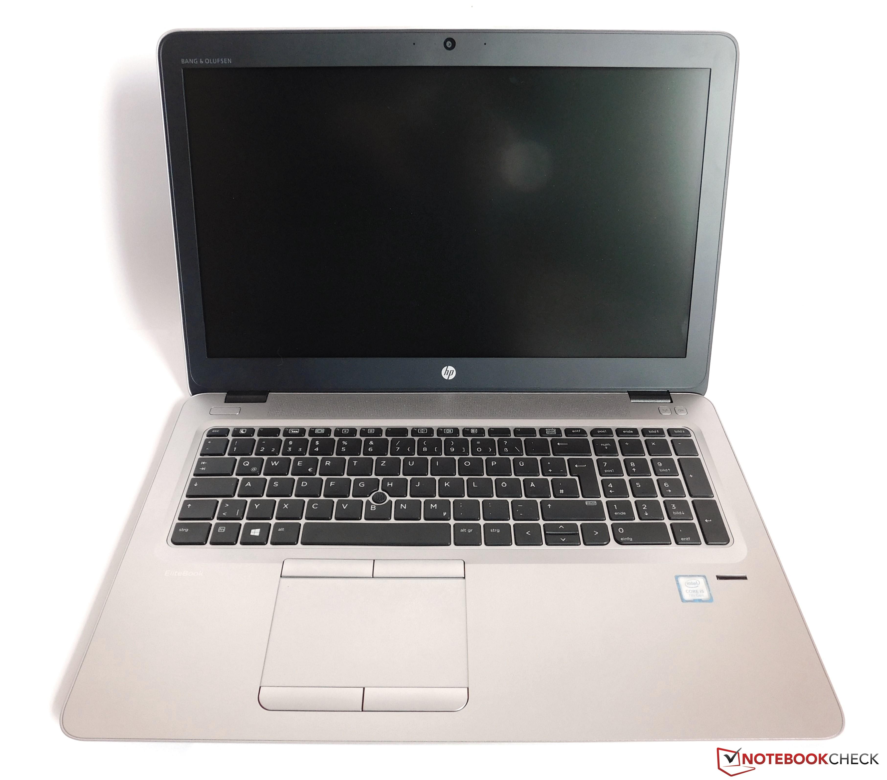 HP EliteBook 850 G4 (Core i5, Full HD) Laptop Review - NotebookCheck ... 5a9f825b4f34