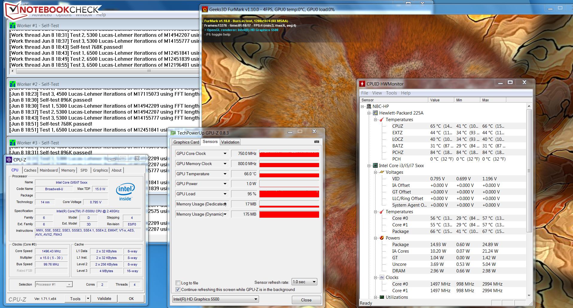 Face Off: HP EliteBook 820 G2 vs  Lenovo ThinkPad X250 vs  Dell