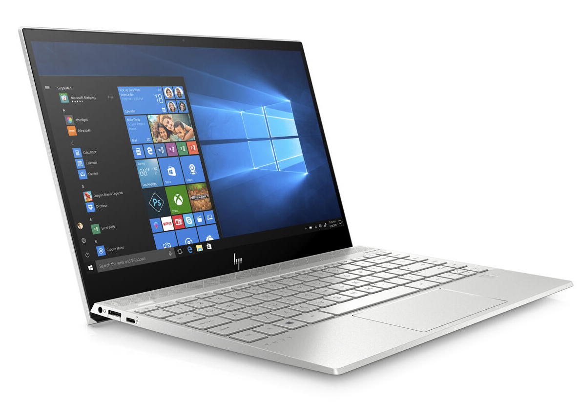 HP Envy 13 Review: A well-rounded subnotebook with a good