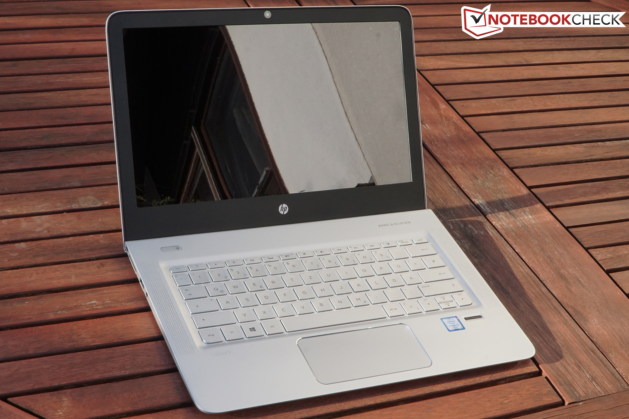 HP Envy 13-d000ng Notebook Review - NotebookCheck net Reviews
