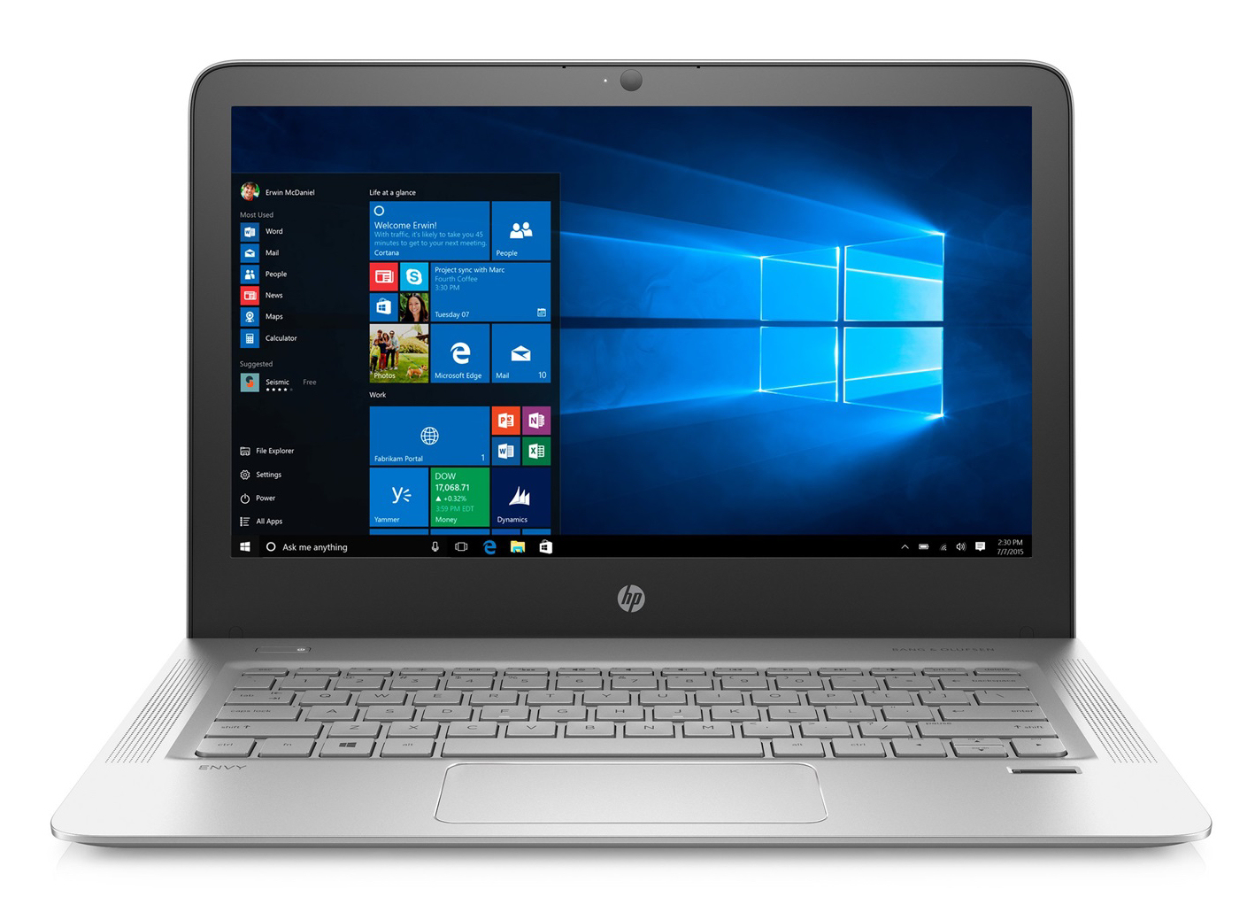 Hp Envy 13 D020ng Subnotebook Review Notebookcheck Net