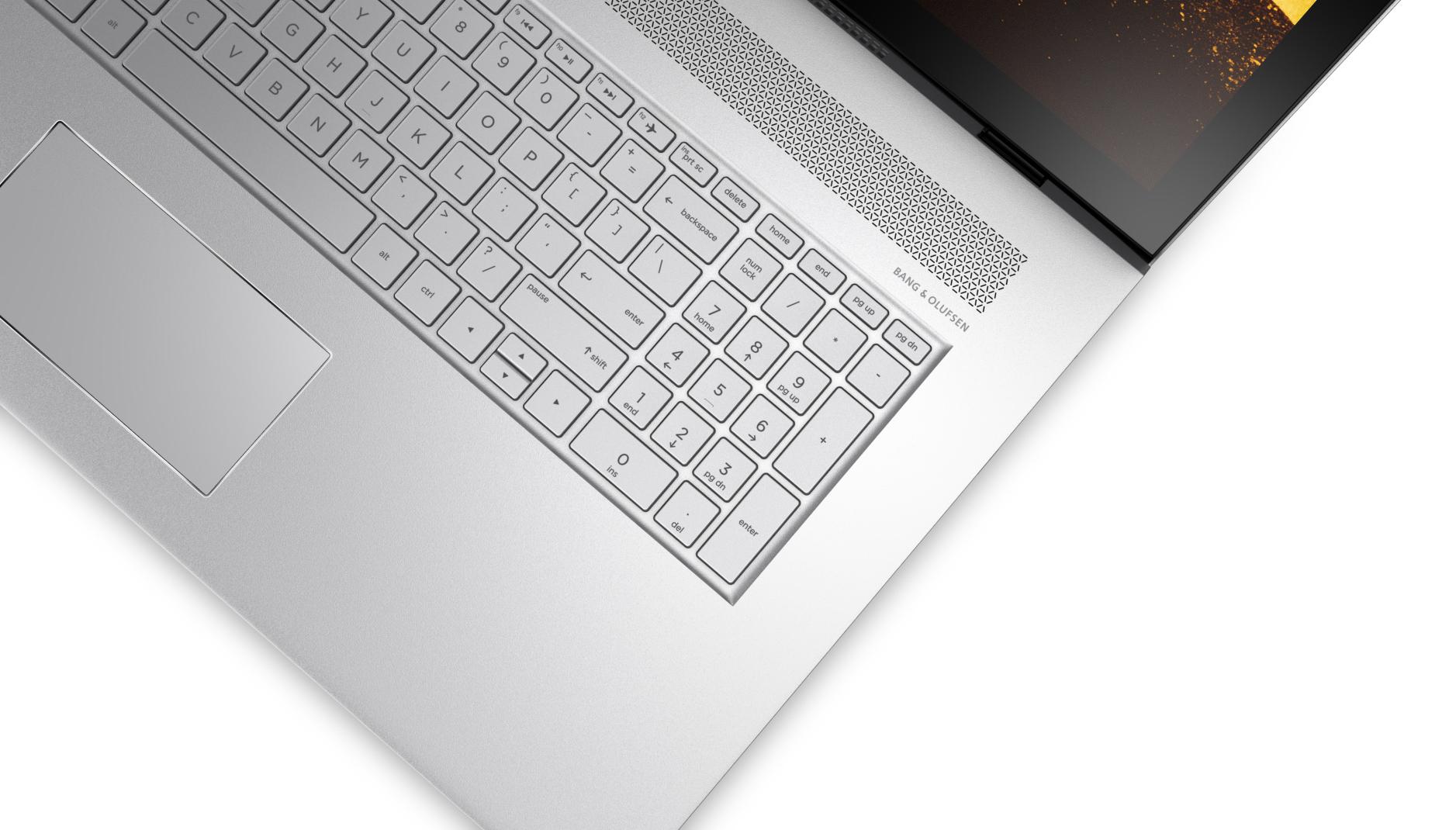 HP Envy 17 (i5-8250U, MX150, SSD, FHD) Laptop Review - NotebookCheck
