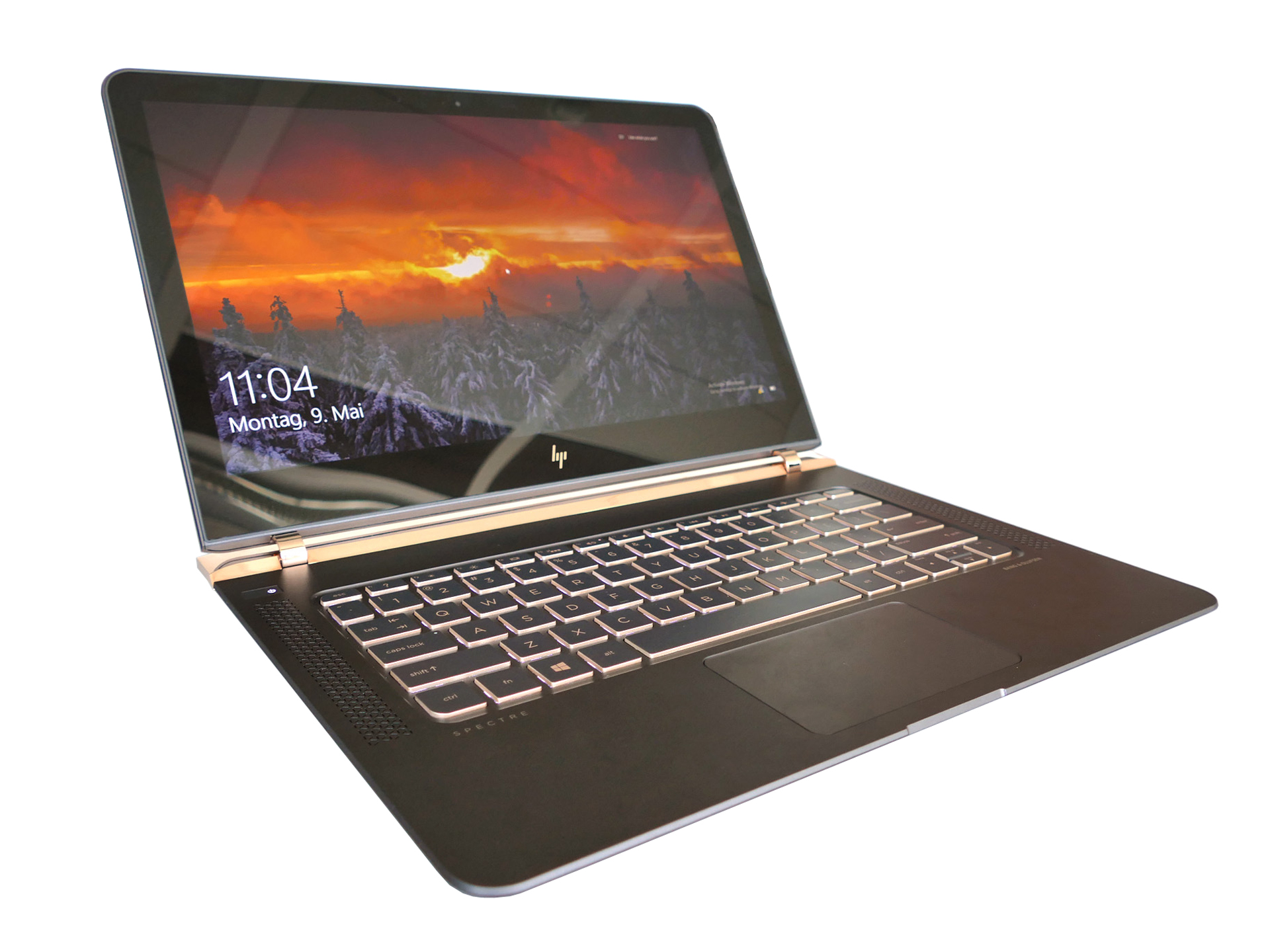 HP Spectre 13 Notebook Review - NotebookCheck net Reviews