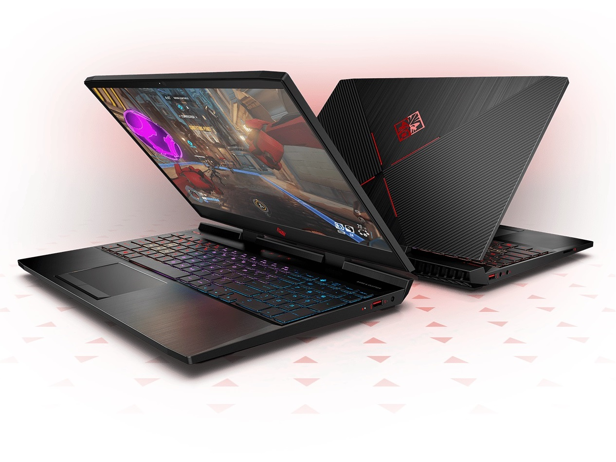 HP Omen 15 (i5-8300H, GTX 1050 Ti, FHD) Laptop Review