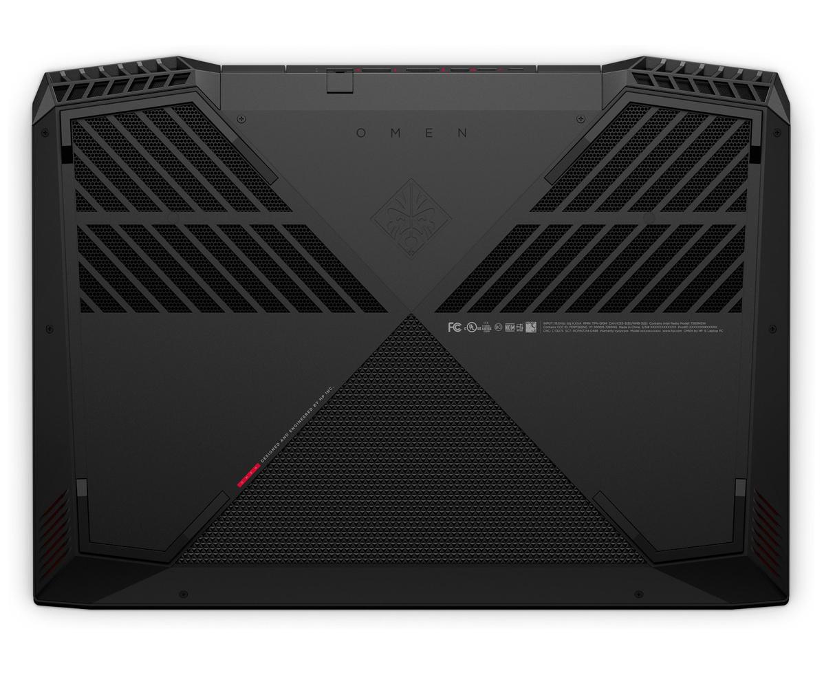 4e3e007f281 HP Omen 15 (i7-8750H, GTX 1070 Max-Q, SSD, FHD) Laptop Review ...