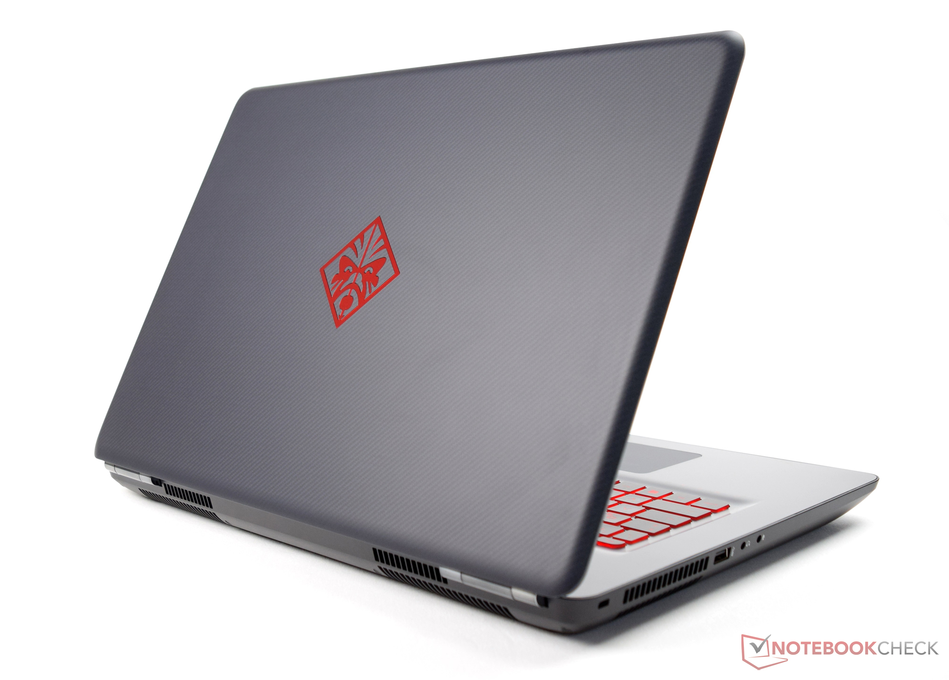 HP Omen 17 (i7-6700HQ, GTX 1070) Notebook Review ...