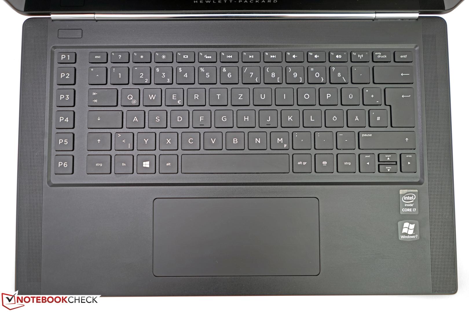how to turn off glowing keyboard hp
