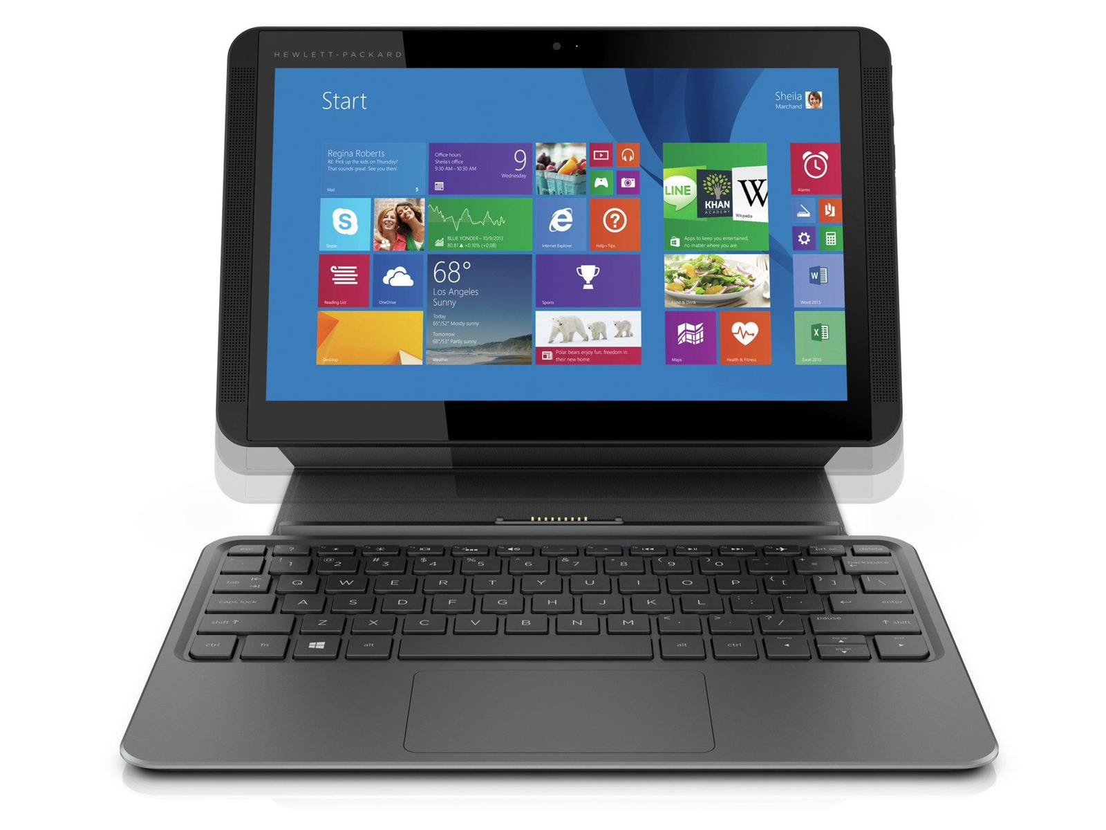 HP Pavilion 10-k000ng x2 Tablet Review