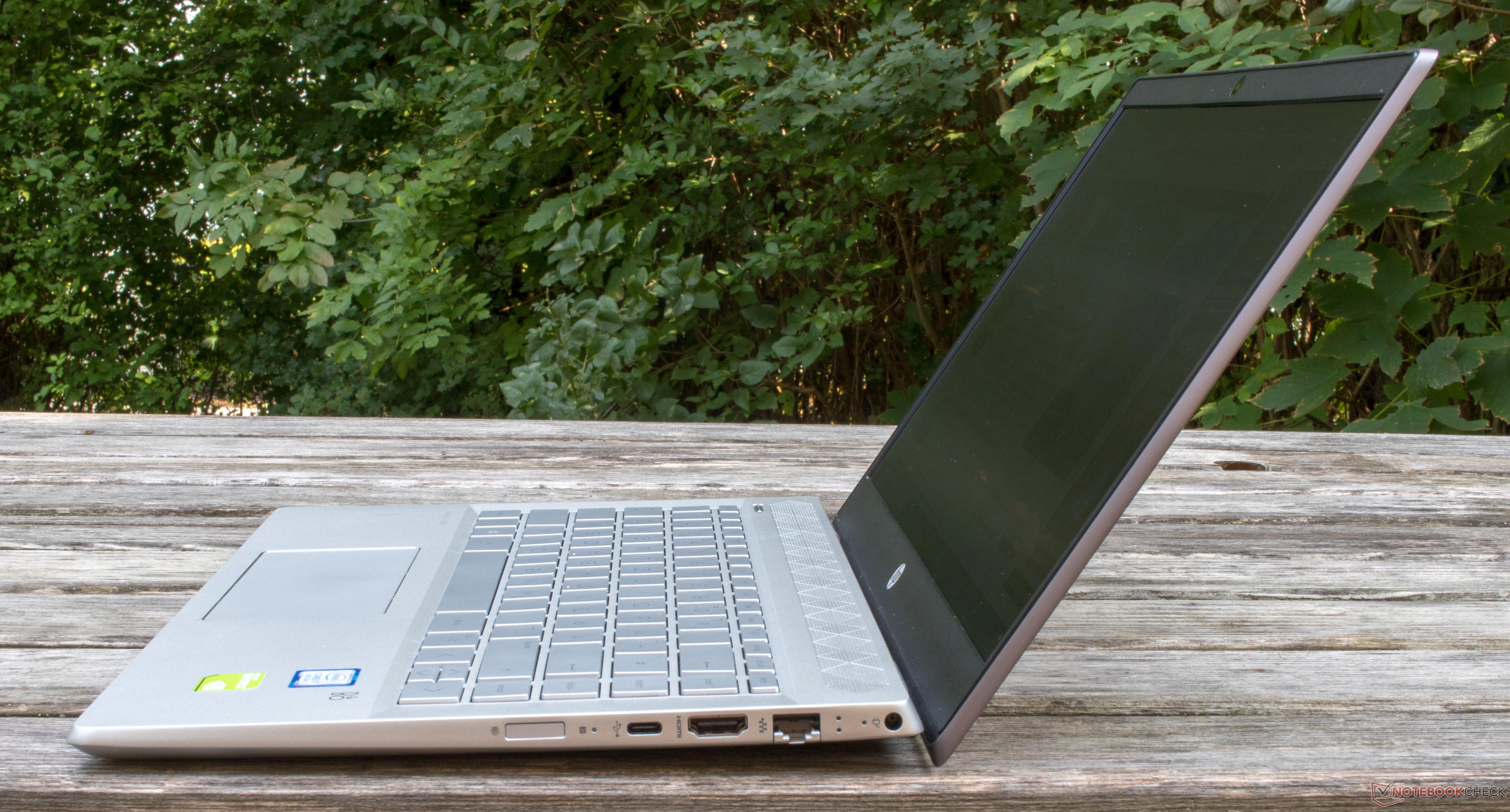 Hp Pavilion 14 I7 8550u Mx150 Laptop Review Notebookcheck Net Reviews