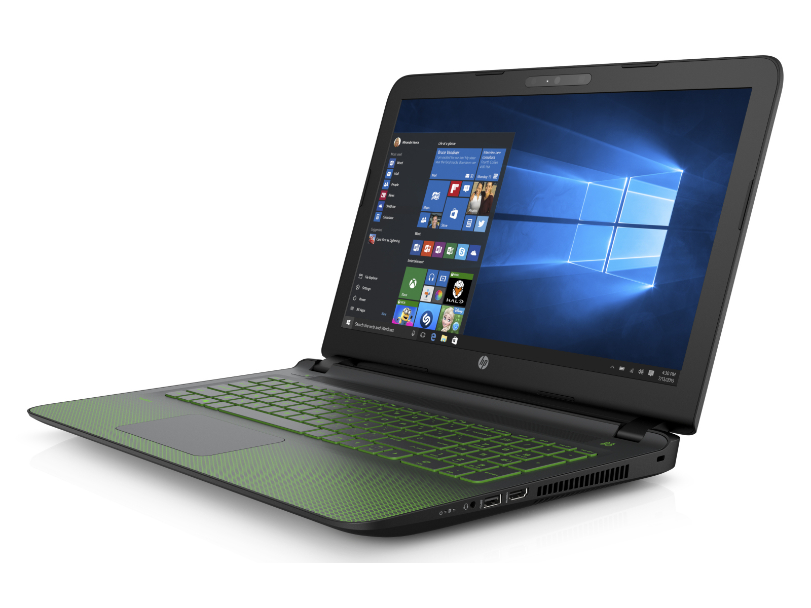 Hp Pavilion 15 I7 6700hq Gtx 950m Notebook Review