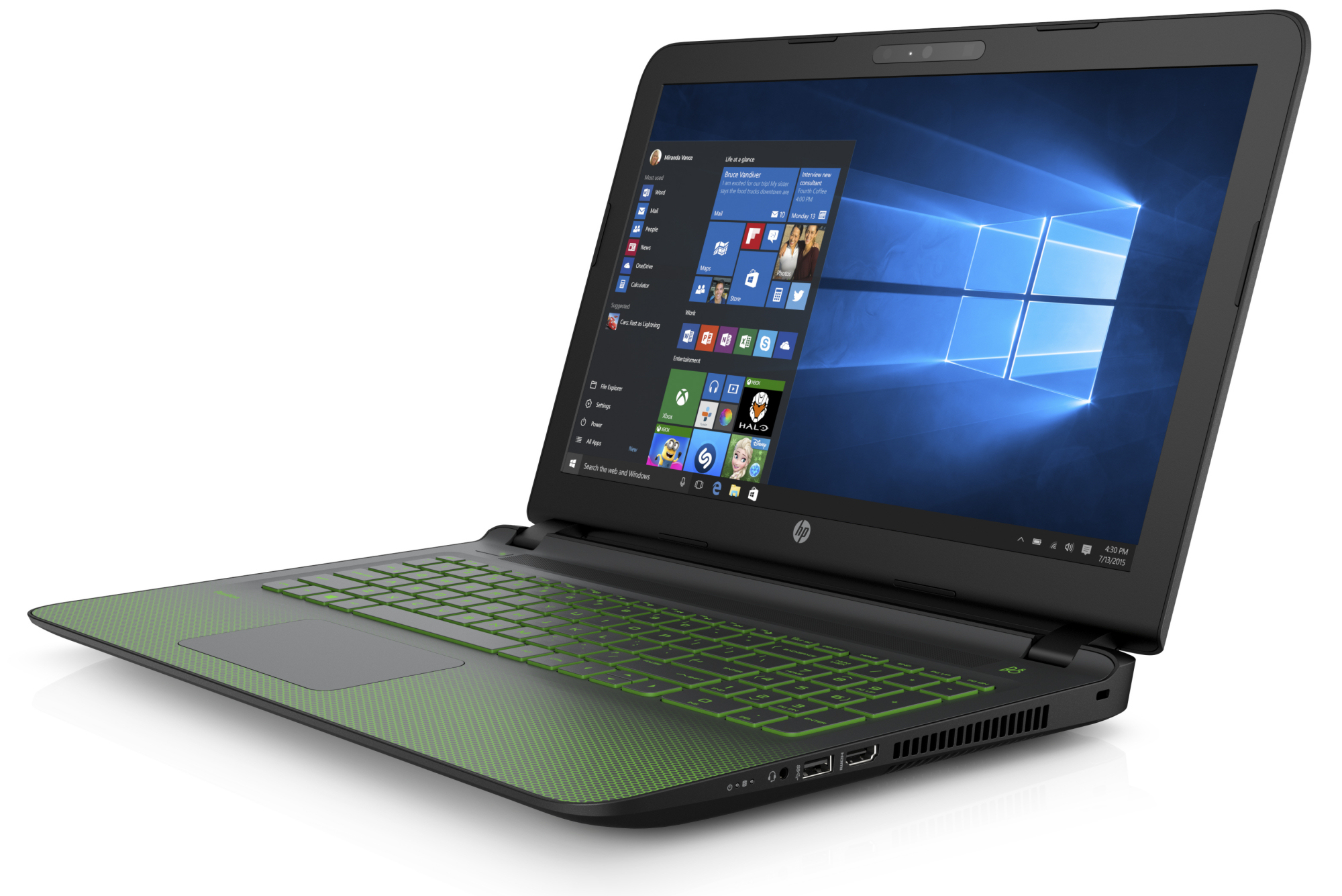 hp pavilion 15 i7 6700hq gtx 950m notebook review. Black Bedroom Furniture Sets. Home Design Ideas
