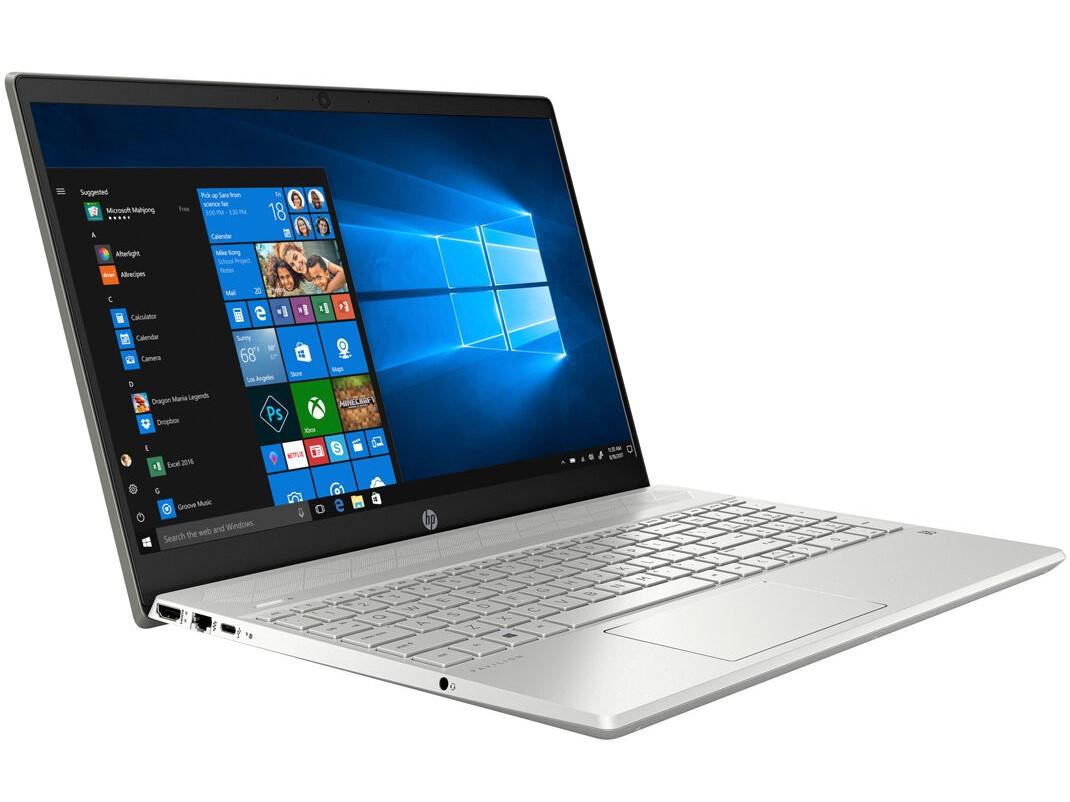 HP Pavilion 15 (Core i5-8265U, GeForce MX250, 16 GB RAM) Laptop ...