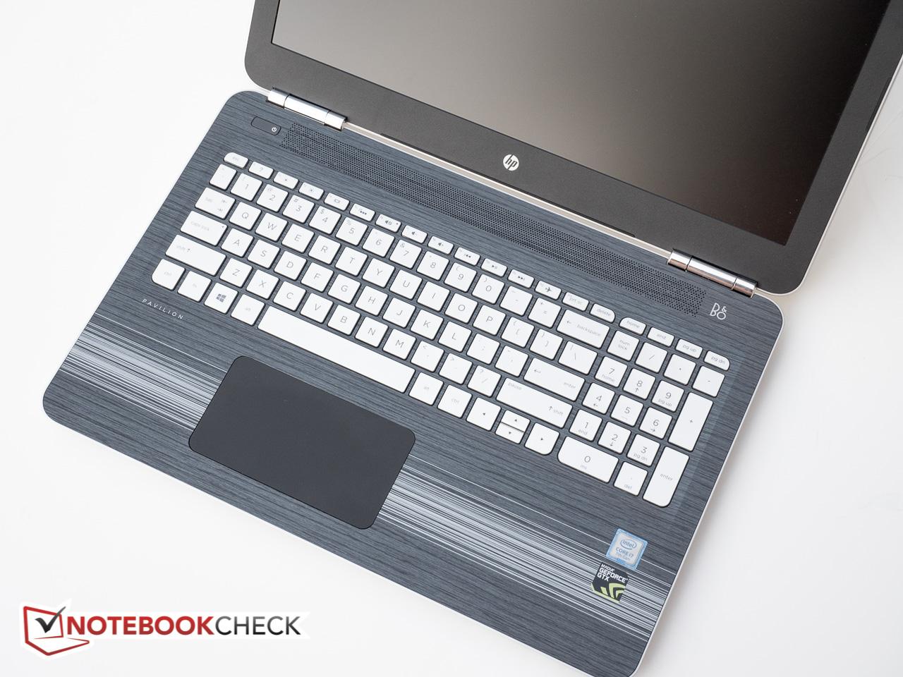 hp pavilion 15t x7p44av 7700hq fhd gtx 1050 laptop review reviews. Black Bedroom Furniture Sets. Home Design Ideas