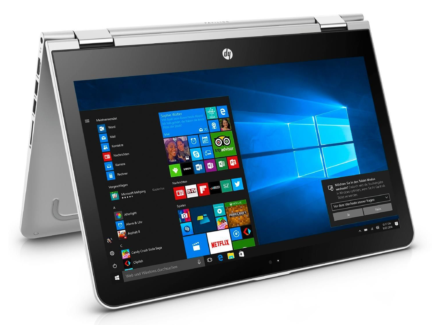hp pavilion x360 13 u102ng convertible review reviews. Black Bedroom Furniture Sets. Home Design Ideas