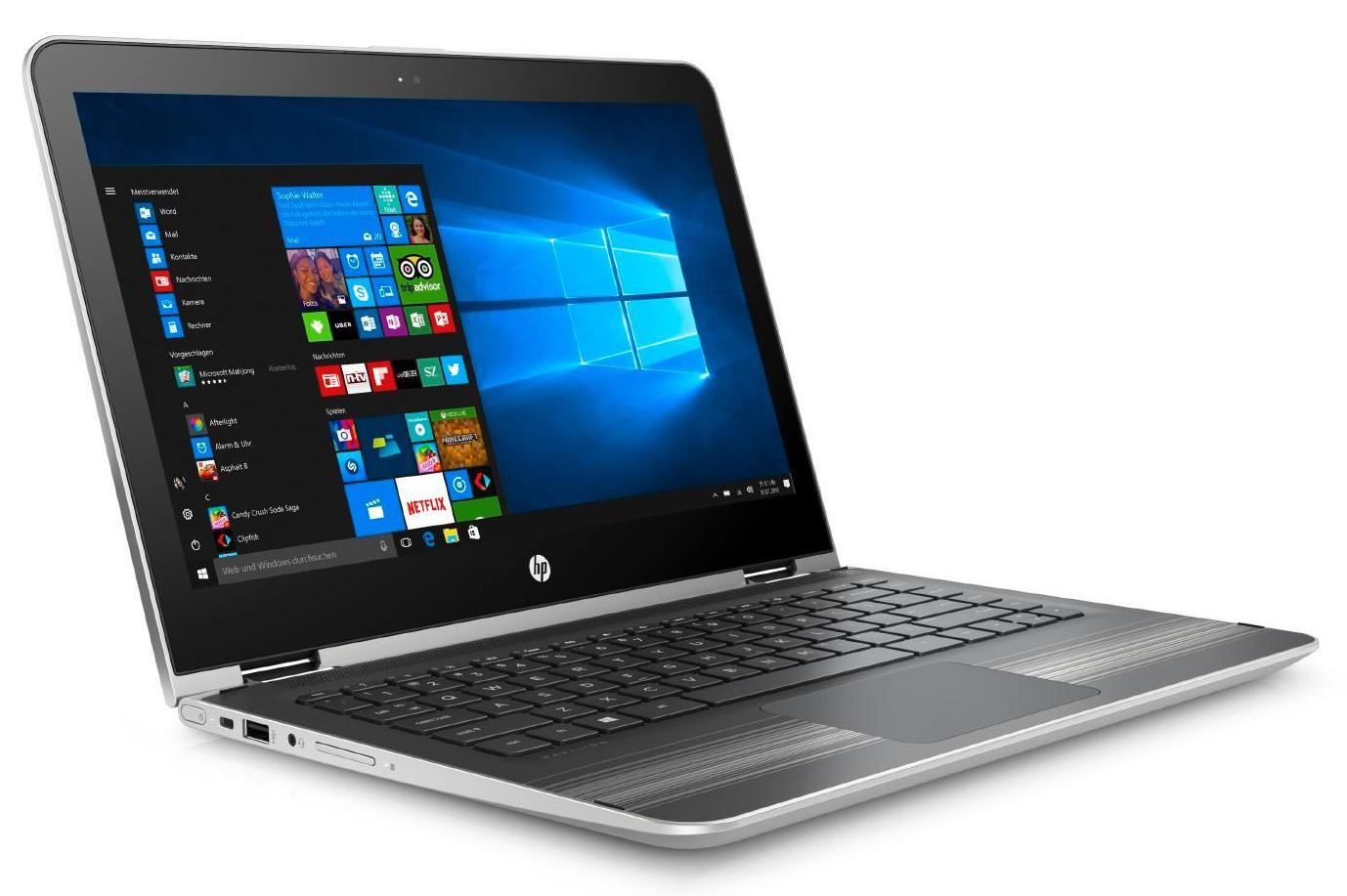 HP Pavilion X360 13 U102ng Convertible Review