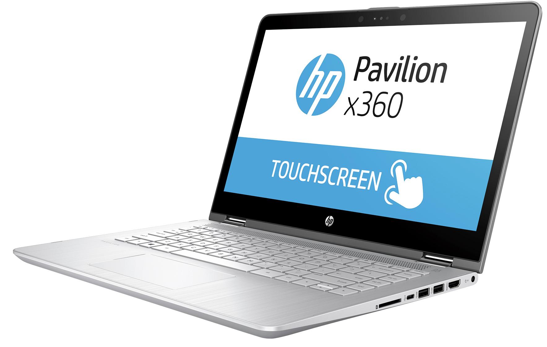 HP Pavilion x360 14t (7200U, 940MX, FHD) Convertible Review