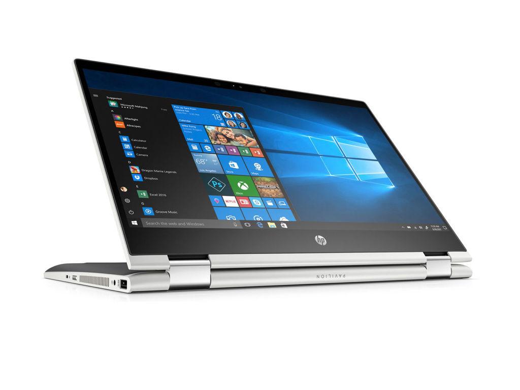 HP Pavilion x360 (Core i3-8130U, 256 GB SSD) Convertible