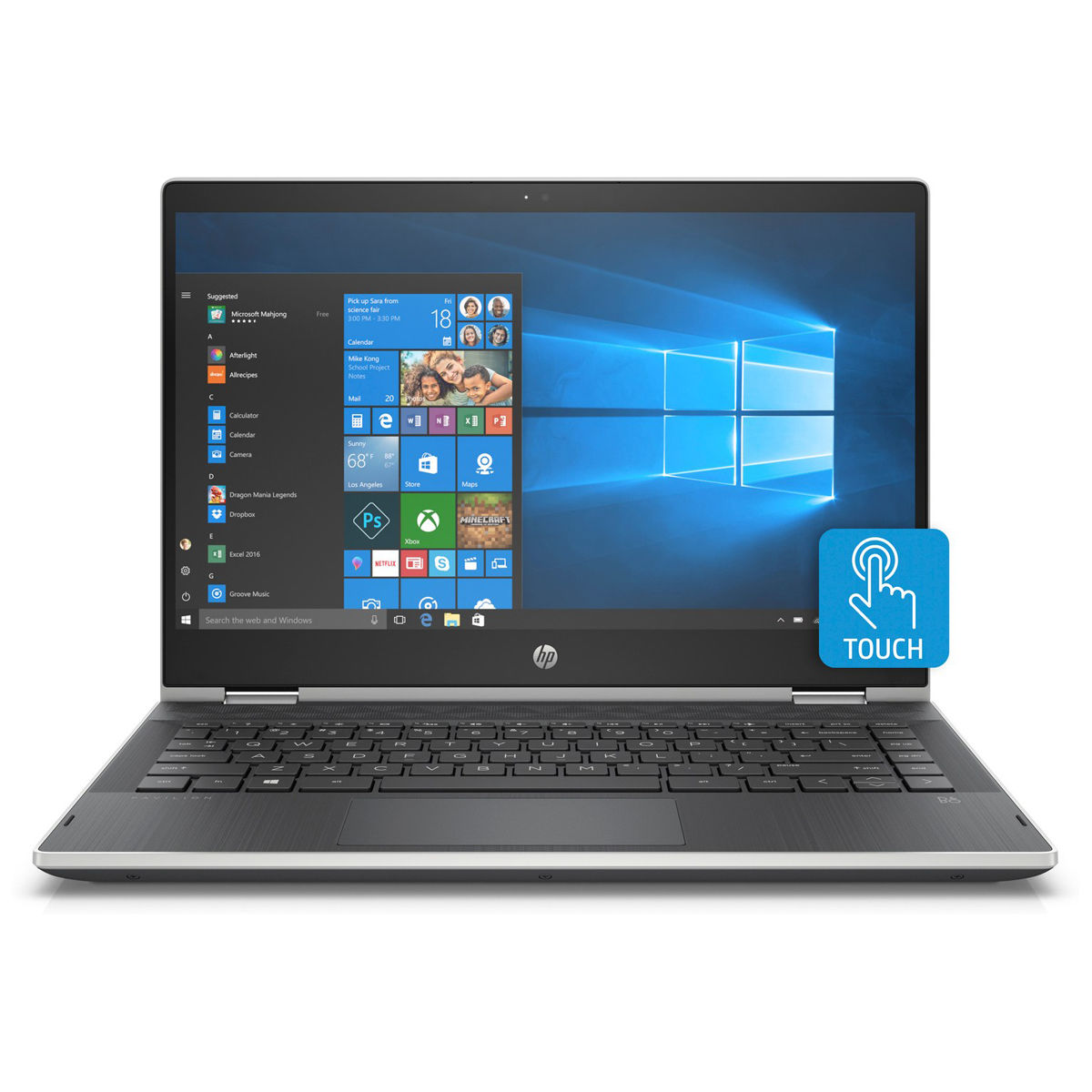 HP Pavilion x360 (Core i3-8130U, 256 GB SSD) Convertible Review