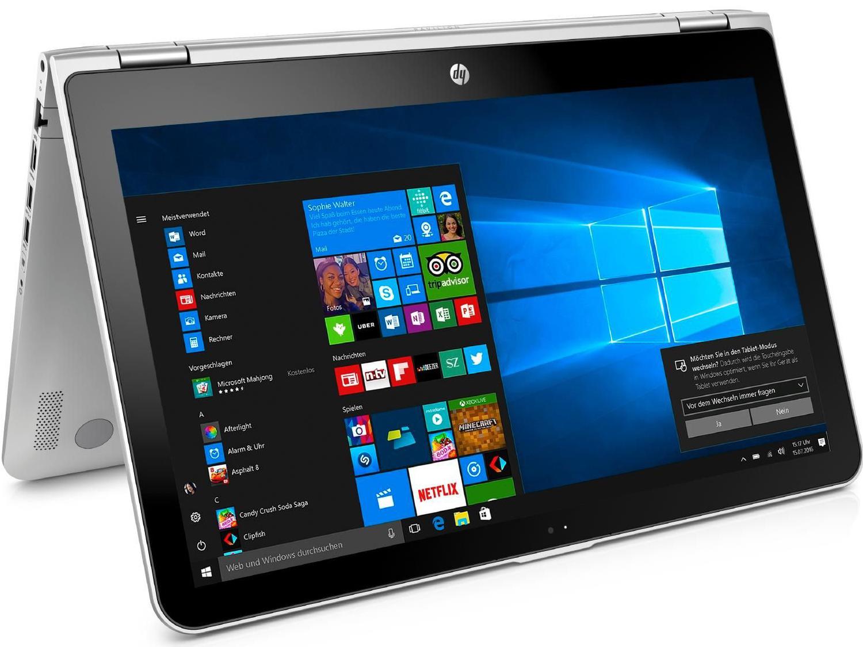 HP Pavilion x360 15-bk102ng Convertible Review