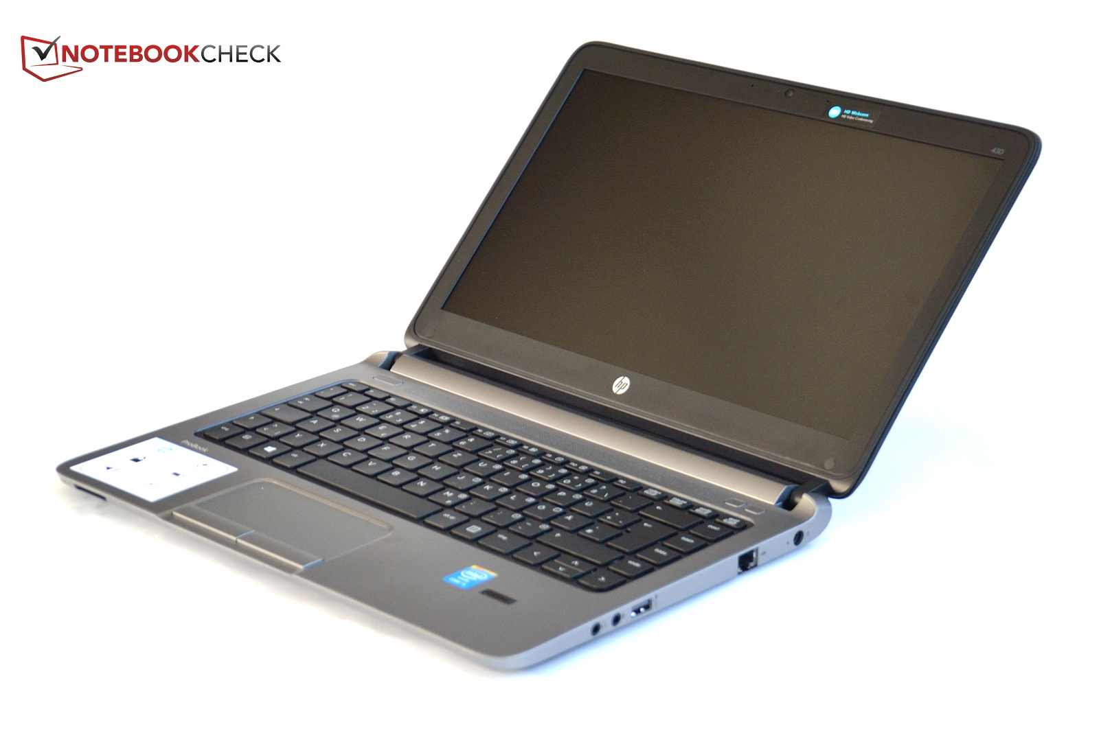 Review Hp Probook 430 G1 Notebook Notebookcheck Net Reviews