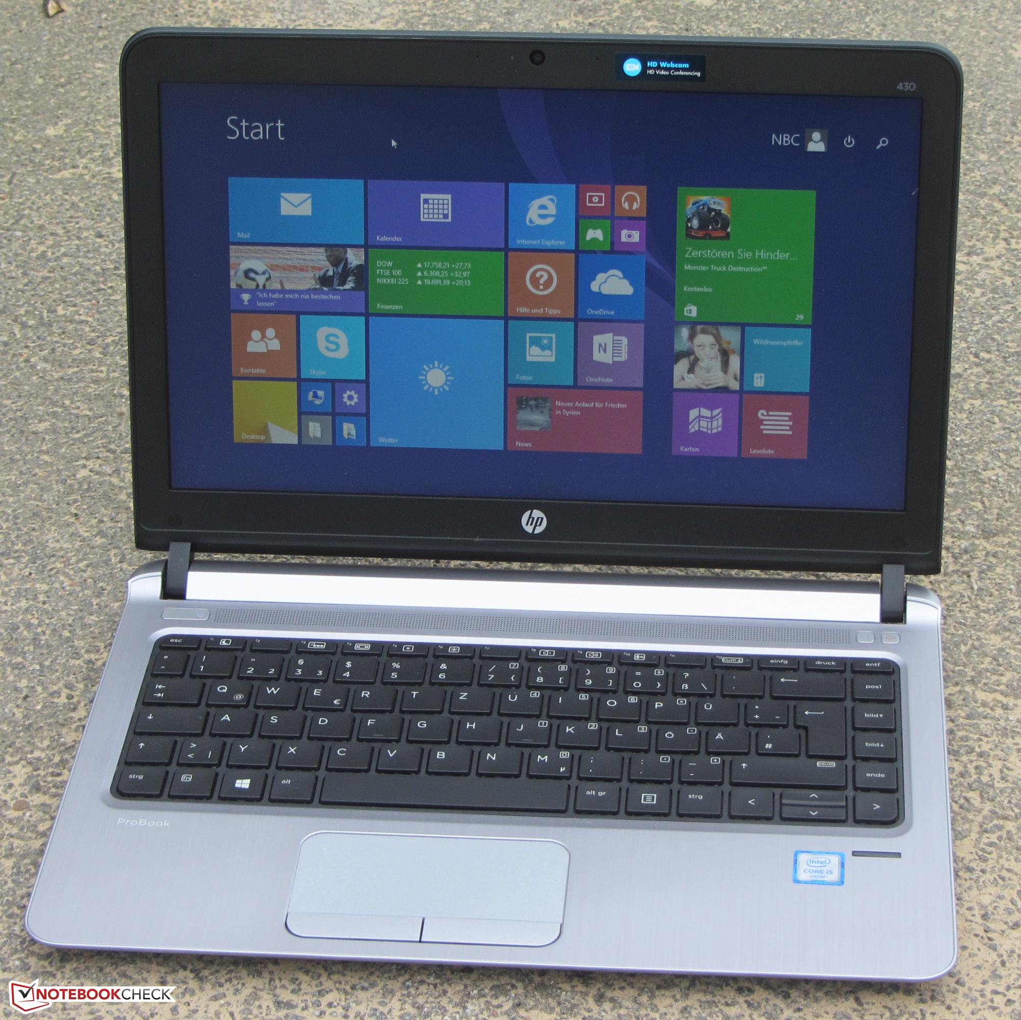 New Driver: HP ProBook 430 G3 Realtek Bluetooth