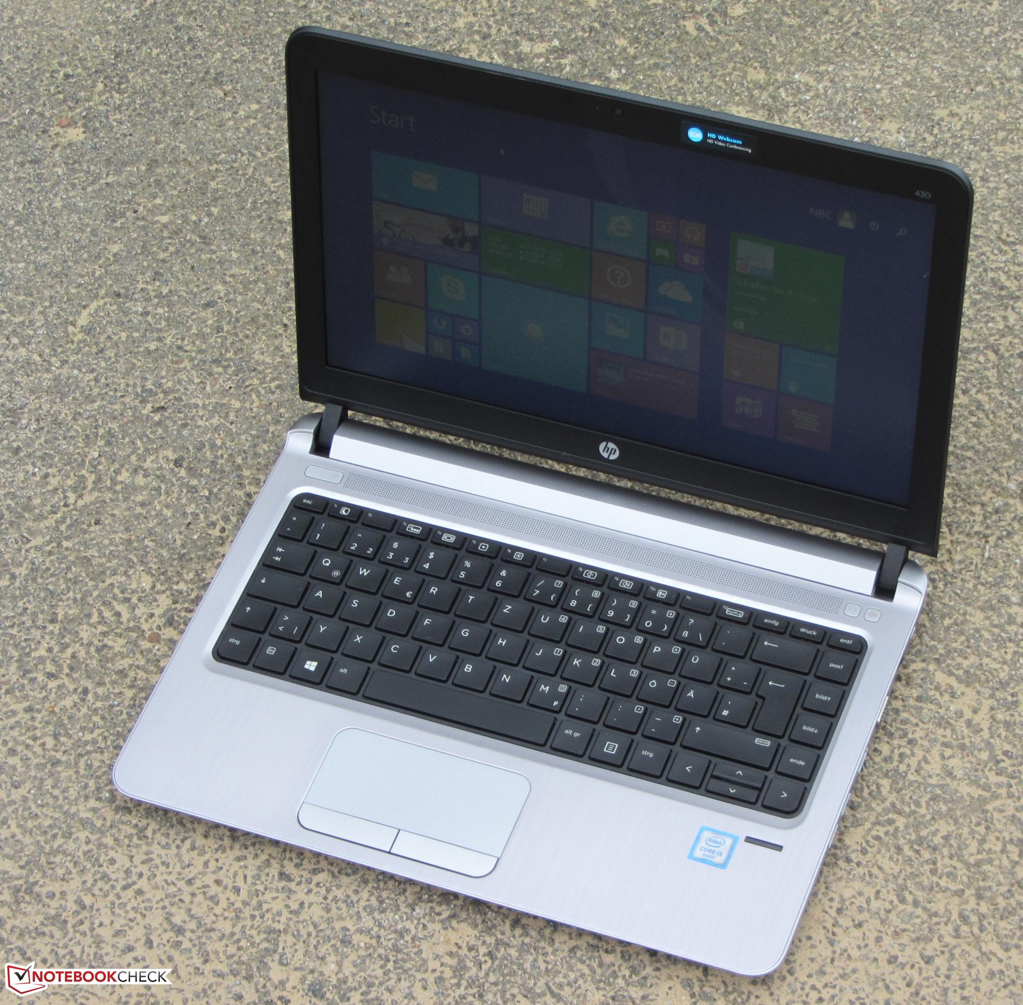 HP ProBook 430 G3 Treiber