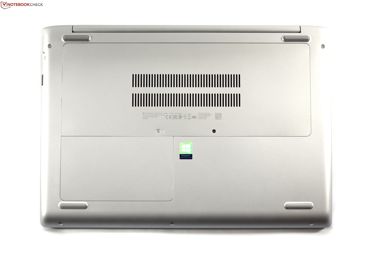HP ProBook 450 G5 (i5-8250U, FHD) Laptop Review