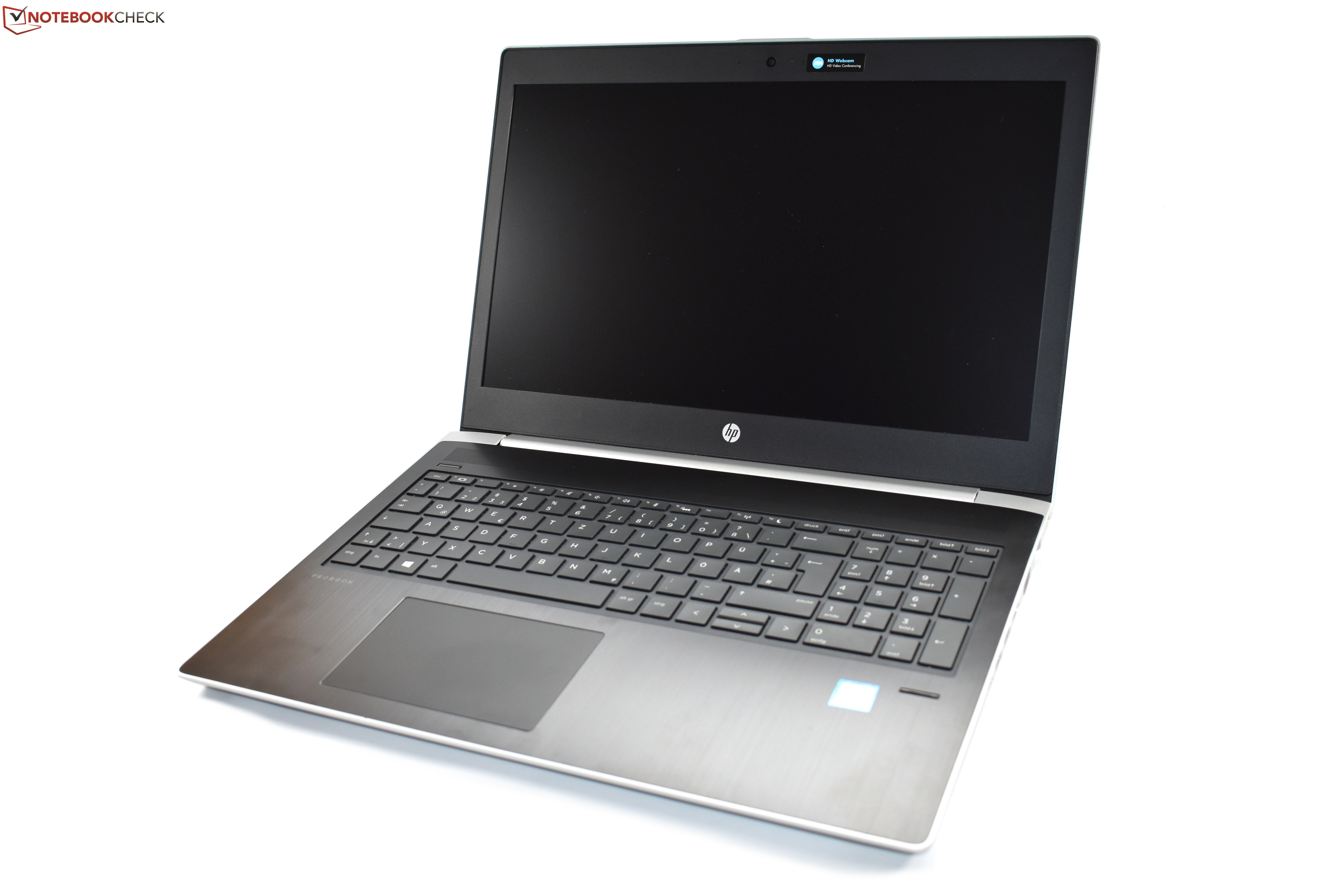 HP ProBook 450 G5 (i5-8250U, FHD) Laptop Review