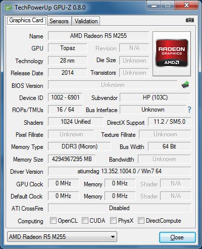 HP PROBOOK 470 G1 AMD GRAPHICS WINDOWS 7 64 DRIVER