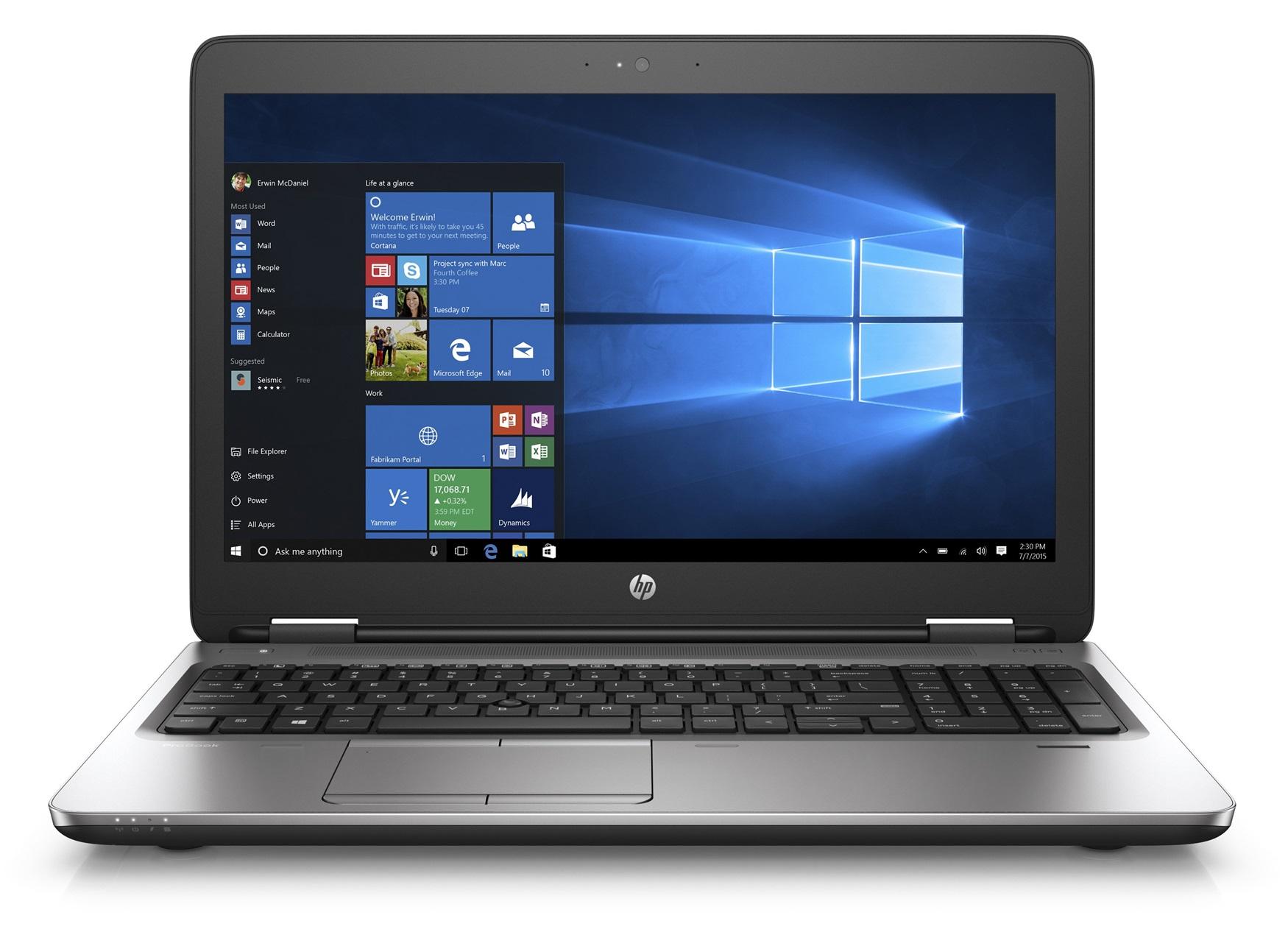 HP ProBook 650 G2 Notebook (Full HD) Review ...