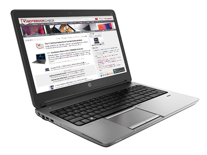 Review Update HP ProBook 655 G1 Notebook - NotebookCheck.net Reviews