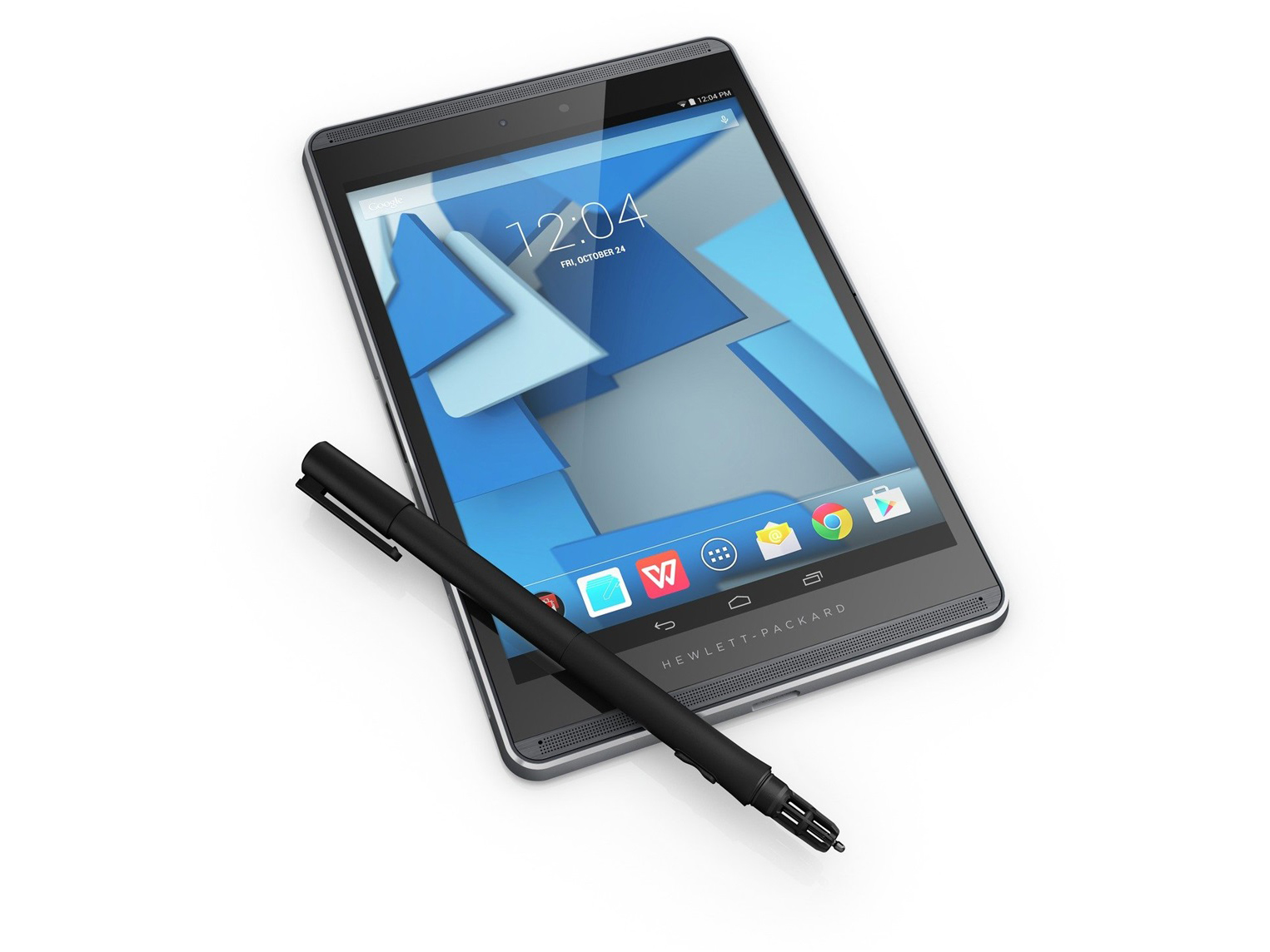 HP Pro Slate 8 Tablet Review