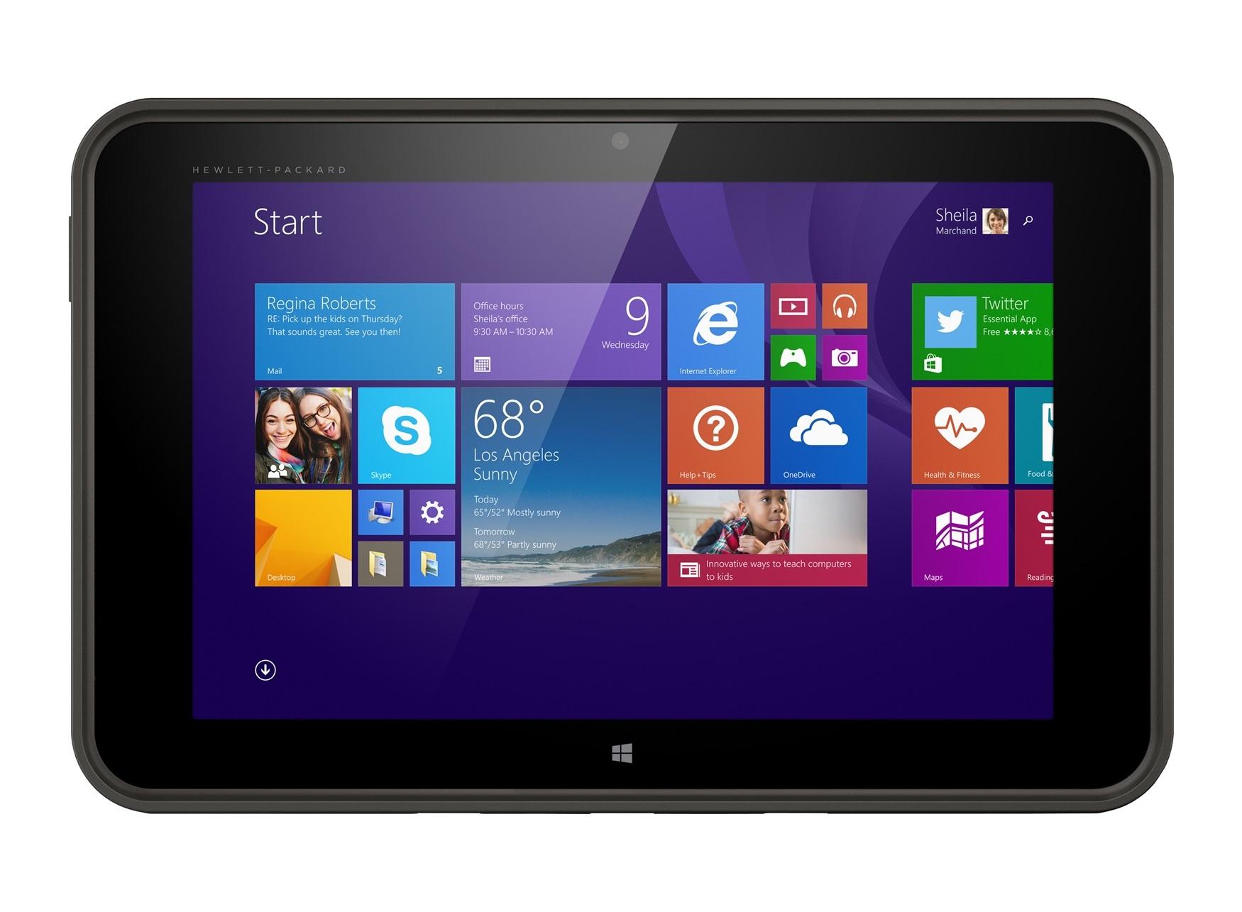 hp pro tablet 10 ee g1 tablet review reviews. Black Bedroom Furniture Sets. Home Design Ideas
