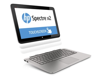 In Review: HP Spectre 13-h205eg x2. Courtesy of: