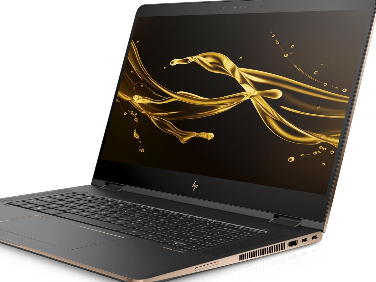 HP Spectre x360 15-bl002xx Convertible Review ...