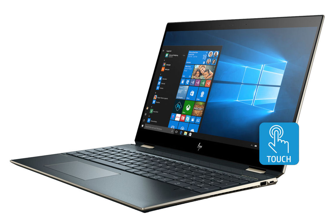 Hp Spectre X360 15 Convertible With Gaming Potential