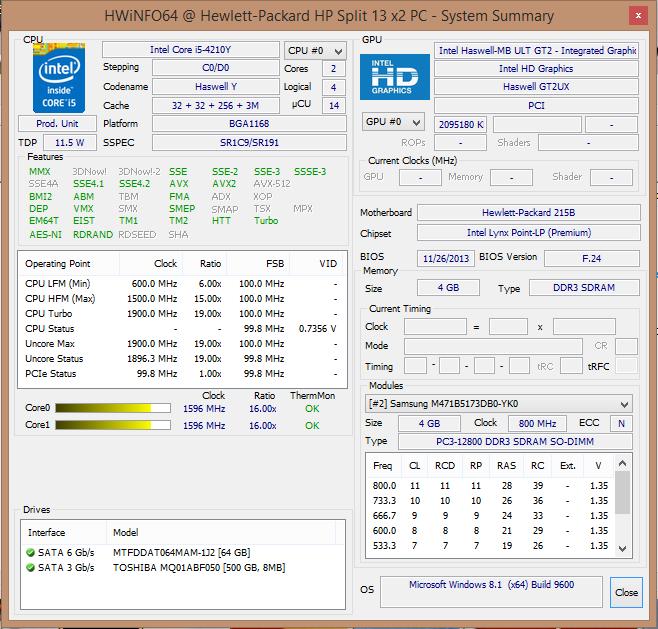HP Split x2 13-m210eg Convertible Review - NotebookCheck net Reviews