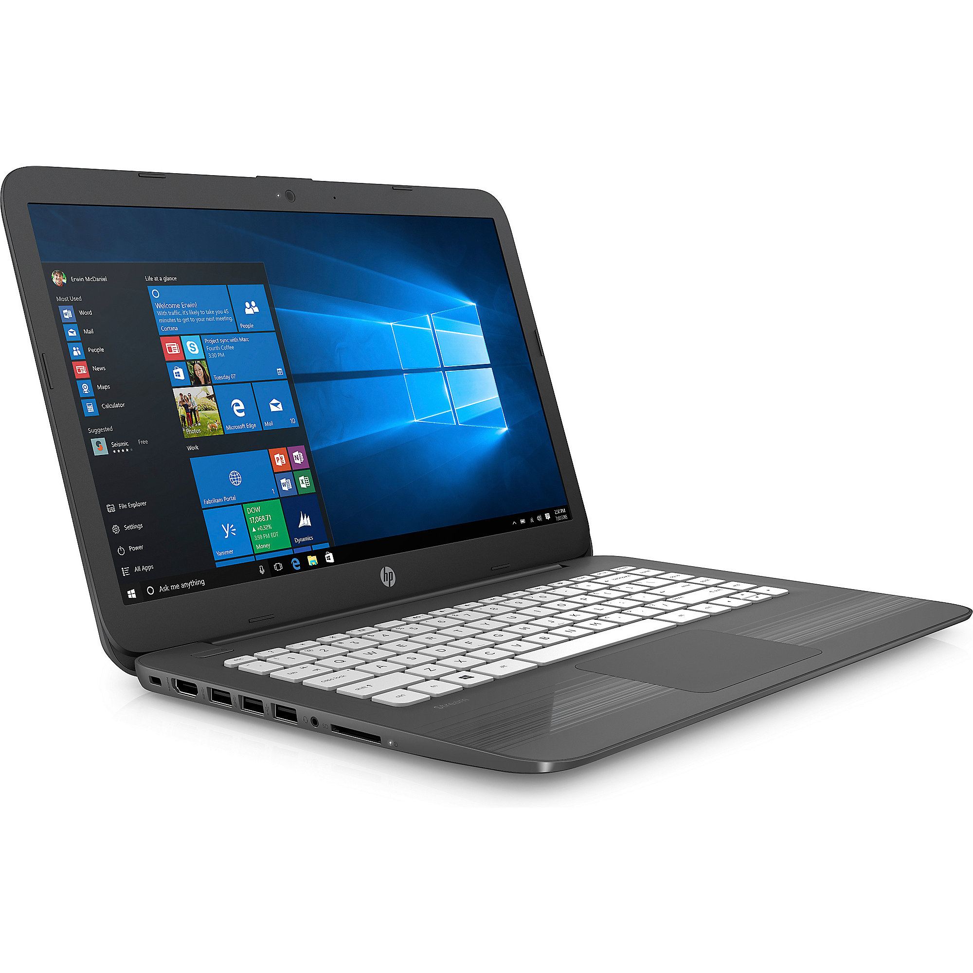 hp stream 14  n3060  hd400  laptop review