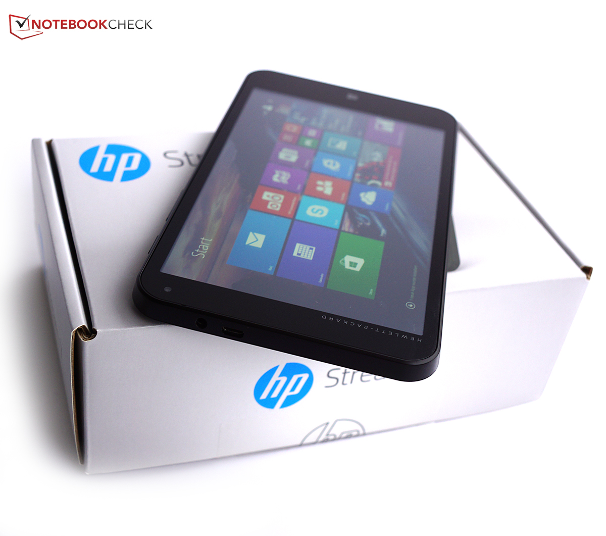 Hp Stream 7 5700ng Tablet Review Notebookcheck Net Reviews