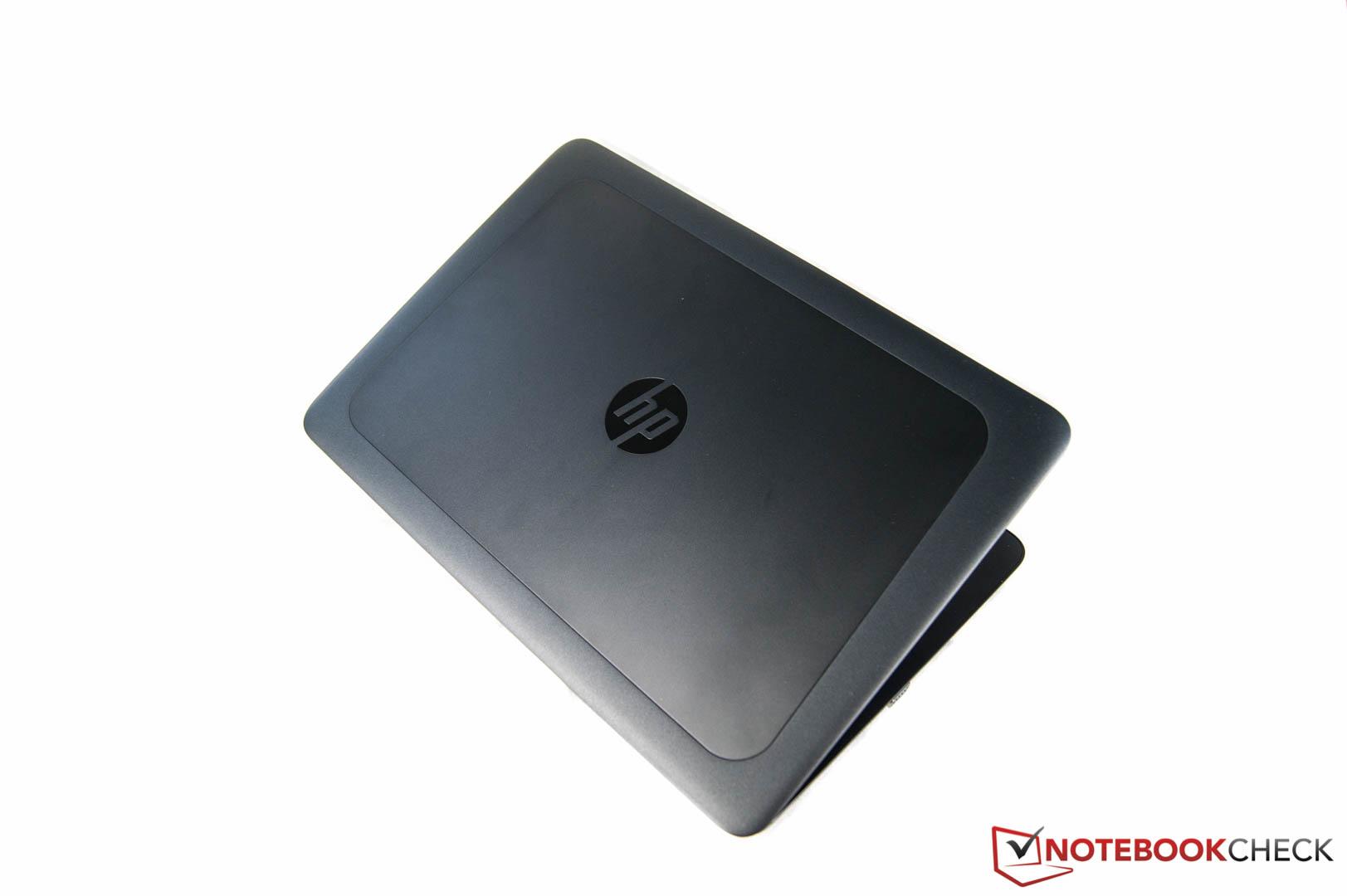 HP ZBook 14u G4 (7500U, FirePro W4190M) Workstation Review